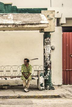 """©Un medio II; de la serie: """"Gemelos"""" 07 de Diciembre de 2013 Campeche, Camp; México."""