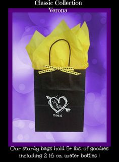 25+ Wedding Welcome Bags Personalized Wedding Guest Gift Bags Welcome to our Wedding Bags Hotel Welcome Bag - holds 5+ lbs. FREE SHIPPING!*