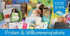NEU ⭐ lll➤ Hier finden Sie 22 top Anbieter, bei denen Sie als Schwangere oder mit Baby schöne Geschenke, Gratisproben & Willkommenspakete erhalten. ✅