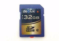 Tarjeta SD 16 gb class 10 16gb SDHC para Canon EOS 600d