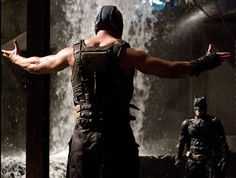 "The Dark Knight Rises review - ""Tom Hardy is Bane."""