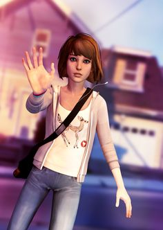 Life is Strange - Human Time Machine by xMasterOfUnlockingx.deviantart.com on @DeviantArt