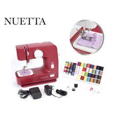 Nuetta Sewing Machine - шевна машина - 1 - Telestar.bg Dream Baby, Direct Marketing, Sewing, Dressmaking, Couture, Stitching, Sew, Costura, Needlework