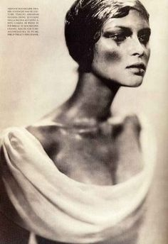 a favorite editorial by Paolo Roversi I saw in Italian Vogue