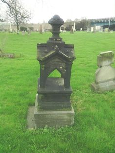 Assumption cemetery- Windsor, Ontario Canada...oldest cemetery in Windsor, next to the entrance for the Ambassador Bridge