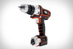 Why must unCrate be so gender specific? I want this drill! Black & Decker Modular Matrix System