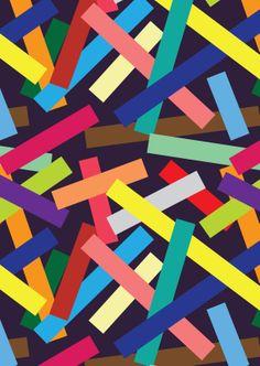 Confetti - by Joe Van Wetering