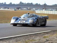 Sunoco Ferrari 512M of Mark Donohue and David Hobbs