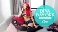 A Diva Day Off is the perfect time for a cuddle, but Eva Marie is anything but a softie. Throw caution to the wind in WWE.com's latest Diva Day Off and snuggle up with the flame-haired newcomer ... if you dare. | WWE.com
