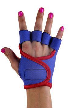 Supergirl workout gloves · g-loves workout gloves for women