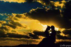 オータムカラーな前撮り** |*ウェディングフォト elle pupa blog*