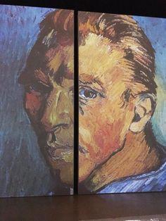 """Van Gogh Alive - The Experience"" Η απόλυτη βιωματική εμπειρία! Σε μία καθηλωτική ατμόσφαιρα ρέουσων εικόνων, σ' ένα ιδιότυπο, πανέμορφο και άκρως εντυπωσιακό «πλανητάριο», σε μία πνευματική γλυκιά και πλούσια εμπειρία, που ενσωματώνει τον επισκέπτη, διεγείροντας και θρέφοντας όλες τις αισθήσεις του. Σε μία καθολική και διασφαλισμένη εις βάθος επικοινωνία του θεατή με το έργο, αλλά και τον δημιουργό. Art Exhibitions, Van Gogh, Painting, Painting Art, Paintings, Drawings"