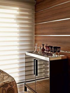 Tudo o que você precisa saber sobre persianas Window Coverings, Window Treatments, Persiana Double Vision, Cleaning Blinds, Roller Blinds, Windows, Curtains, Interior Design, The Originals