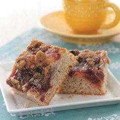 Cranberry Banana Bread Recipes from Taste of Home, including Cranberry Banana Coffee Cake Recipe