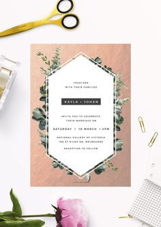 Chic Natural Greenery Botanical Wedding Invitations by Sail and Swan Wedding Invitations Luxe Wedding Ideas Luxe Stylish Wedding Style Luxe Wedding Theme Luxe Chic Wedding Inspiration Luxe Wedding Decor Luxe Wedding Styling Luxe Wedding Luxury Chic Reception Ceremony by Sail and Swan