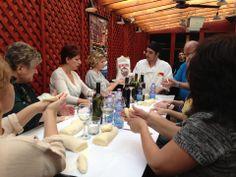 Homemade Pasta Class taught by Sergio Lazzara www.affrescopizzeria.com/events