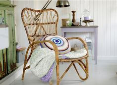Interieur | Rotan stoelen