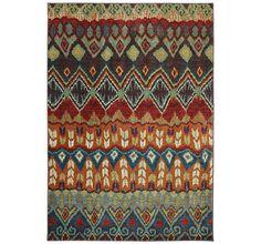 Karastan Tashkent Ginger Bread Rectangle 9ft 6in x 12ft 11in