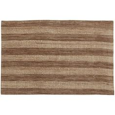 Natural Stripe Placemat