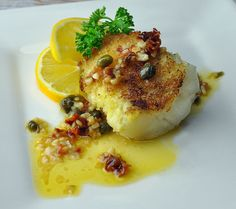 Best looking fish recipe, ever! Holy mother of yum. UnirthodoxEpicure.com