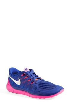 new product 59d4c 86986 Nike  Free 5.0 14  Running Shoe (Women)   Nordstrom