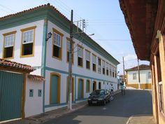 Paracatu, Minas Gerais - Brasil Casa da Cultura
