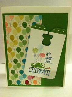 Tag It - April Bailey Waltrip, Images © Stampin Up!