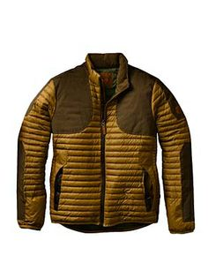 Eddie Bauer MicroTherm Featherweight Hunting Jacket