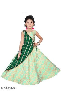 Checkout this latest Frocks & Dresses Product Name: *Diva Fancy Kid's Girls Dresses  * Fabric: Silk Blend Sleeve Length: Sleeveless Pattern: Self-Design Multipack: Single Sizes: 0-6 Months (Bust Size: 12 in, Length Size: 103 in)  0-1 Years, 1-2 Years, 2-3 Years, 3-4 Years, 4-5 Years, 5-6 Years, 6-7 Years, 7-8 Years, 8-9 Years, 9-10 Years, 10-11 Years, 11-12 Years, 12-13 Years, 13-14 Years, 14-15 Years, 15-16 Years Easy Returns Available In Case Of Any Issue   Catalog Rating: ★4 (328)  Catalog Name: Modern Classy Girls Frocks & Dresses CatalogID_1005346 C62-SC1141 Code: 828-6324876-6822