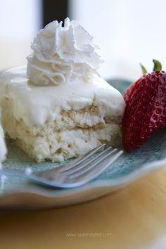 Lemon No-Bake Icebox Cake