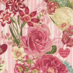 Hoffman Blooming Hearts
