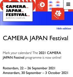 Amsterdam Weekend, I Amsterdam, On October 3rd, Positivity, Japan, Film, Movie, Film Stock, Cinema