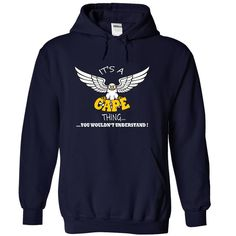 Its a Cape Thing, You Wouldnt Understand !! Name, Hoodie, t shirt, hoodies