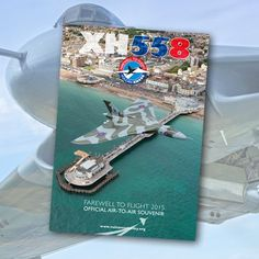A commemorative booklet that looks back at the air-to-air photography life of Vulcan XH558 - eight seasons that many said would never happen These