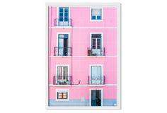 Richard Silver, Lisbon Pink