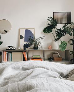 My First Apartment, Living Place, Fancy Houses, Cute Room Decor, Bedroom Inspo, New Room, Minimalist Home, My Dream Home, Home Accessories