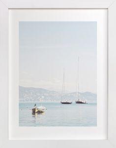 Portofino Afternoon by Three Kisses Studio at minted.com