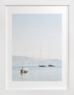 Portofino Afternoon by Three Kisses Studio at minted.com