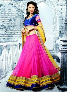 Formal Lehenga Collection 2014-2015 | Luxury / Costly Celebration Wear Lehenga Choli / Ghagra Choli Styles - FASHIONPAB | FASHIONPAB