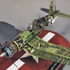 """@mark_the_modeller shared a photo on Instagram: """"How many of you have thought 'I give up!!' when you see models as incredible as this? This is simply stunning but for me it just says 'If…"""" • Jul 20, 2021 at 6:43am UTC Navy Aircraft, Military Aircraft, Plastic Model Kits, Plastic Models, Scale Models, Modeling Techniques, Model Hobbies, Ww2 Planes, Military Modelling"""