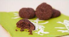 Low Carb und Low Fat Backen - Schokoladenkekse ohne Zucker
