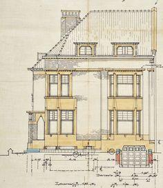 Schaerbeek - Avenue Ernest Cambier 107 - HEBBELYNCK Guillaume