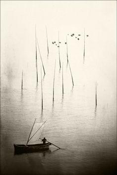 One Man's Dream, photography by Chunzhi Raab