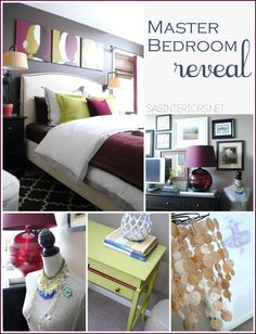 Master Bedroom Refresh {REVEAL}
