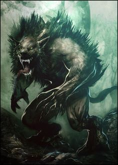 #werewolf #lycan #hunter
