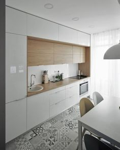 Really Awesome Kitchen Design Ideas - Nice Contemporary Kitchen inspiration. Really Awesome Kitchen Design Ideas - Nice Contemporary Kitchen inspiration. White Kitchen Decor, Home Decor Kitchen, Kitchen Furniture, New Kitchen, Kitchen Ideas, Awesome Kitchen, Eclectic Kitchen, Rustic Kitchen, Kitchen Hacks