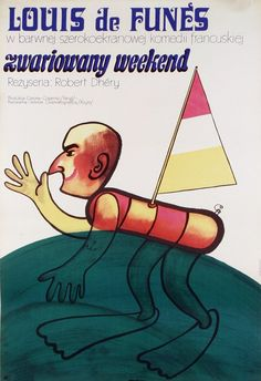 Little Bather, The, Polish Movie Poster
