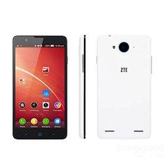 [Envio GRATIS] ZTE V5 Red Bull 5 pulgadas 1GB RAM MSM8926 a 1,2 GHz de cuatro núcleos Smartphone // ZTE V5 Red Bull 5-inch 1GB RAM MSM8926 1.2GHz Quad-core Smartphone