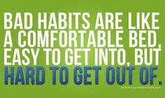 Making healthy habits