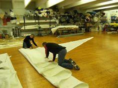 Doyle Boston sail production